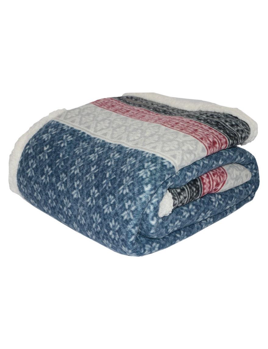 Eddie Bauer Blue Blankets & Throws