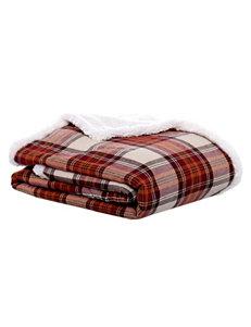 Eddie Bauer Red Blankets & Throws