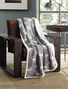 Eddie Bauer Grey Blankets & Throws