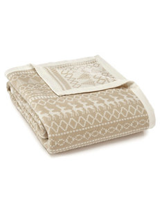 Eddie Bauer Ivory Blankets & Throws