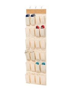 Honey-Can-Do International Bamboo Garment & Drying Racks Storage & Organization