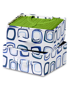 Honey-Can-Do International White Multi Carts & Drawers Storage & Organization