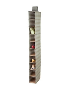 Honey-Can-Do International Bamboo Storage Shelves Storage & Organization