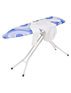 Honey-Can-Do International White/Blue Irons & Ironing Boards Irons & Clothing Care