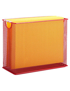Honey-Can-Do International Red Storage & Organization