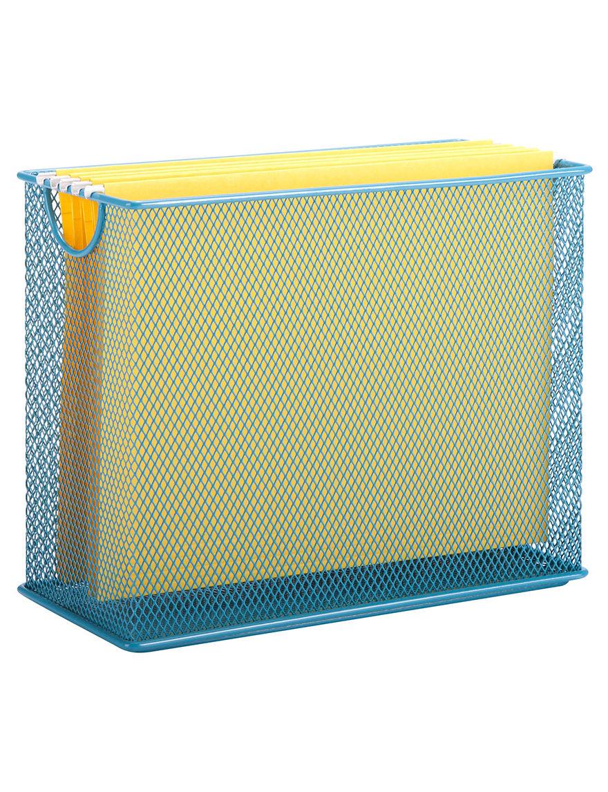 Honey-Can-Do International Blue School & Office Supplies