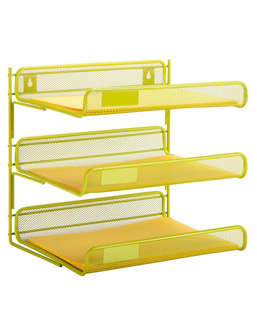Honey-Can-Do International Lime School & Office Supplies