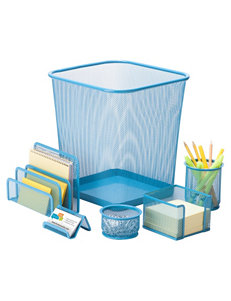 Honey-Can-Do International Blue School & Office Supplies