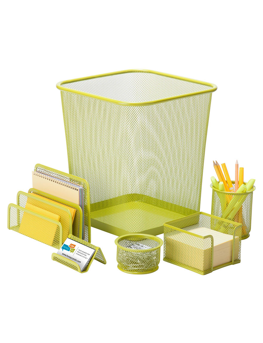 Honey-Can-Do International Lime School & Office Supplies