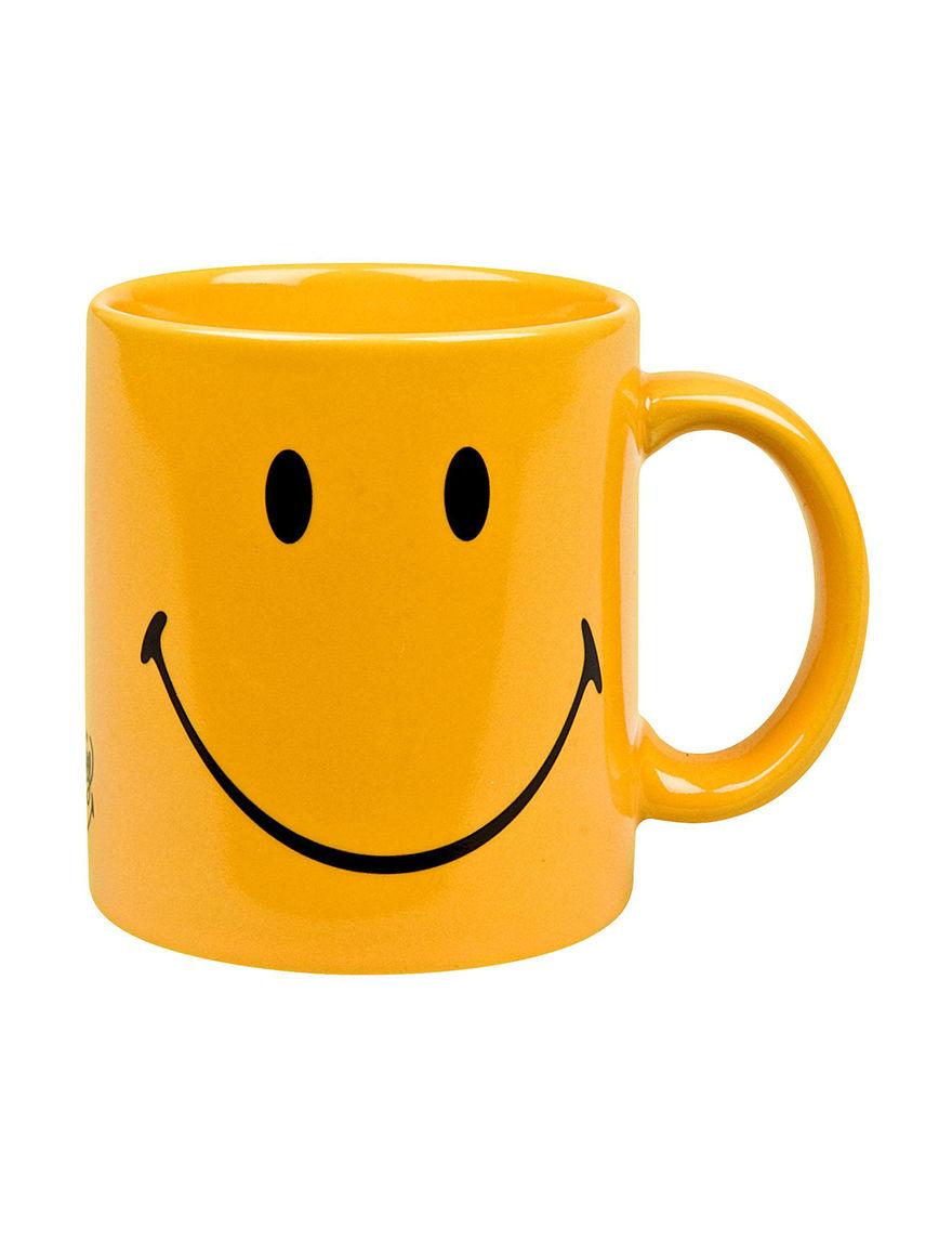 Waechtersbach Yellow Mugs Drinkware