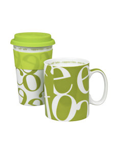 Konitz Green Mugs Drinkware