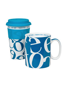 Konitz Blue Mugs Drinkware