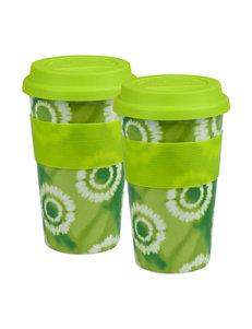 Konitz Green Mugs Drinkware