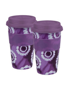 Konitz Purple Mugs Drinkware