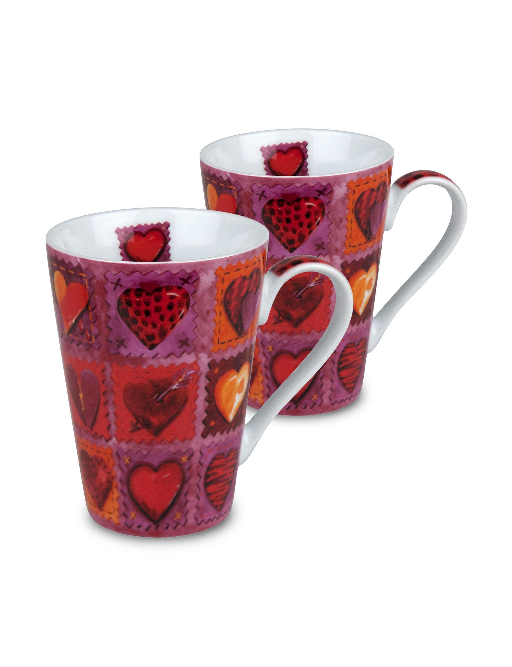 Konitz Clear Mugs Drinkware