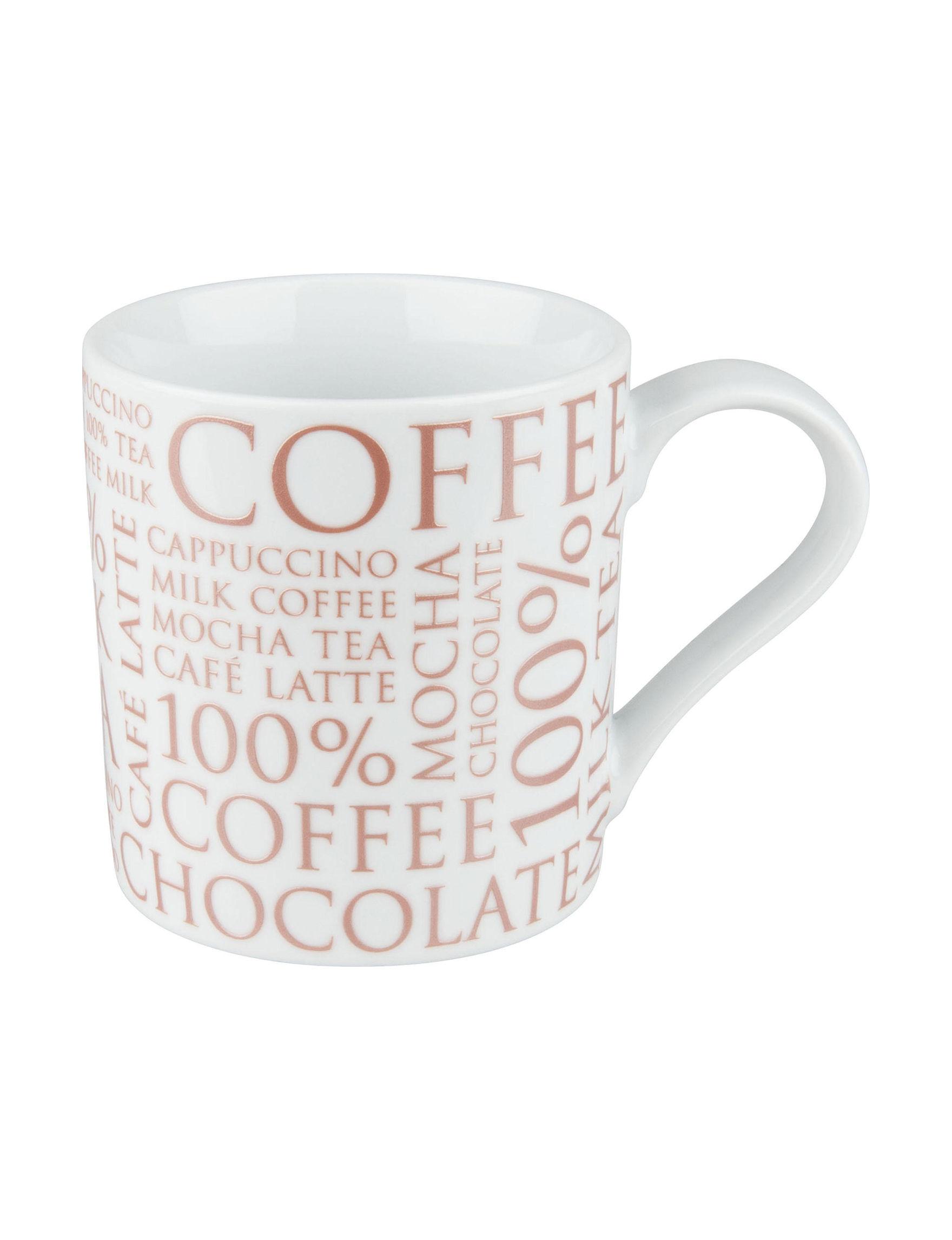 Konitz White Drinkware Sets Mugs Drinkware