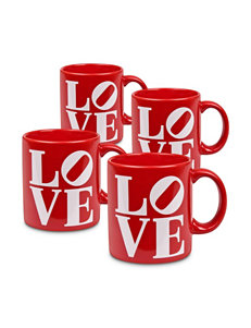 Waechtersbach Red Mugs Drinkware