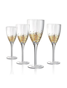 Artland Gold Wine Glasses Drinkware