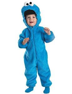 Sesame Street Cookie Monster Costume - Baby & Toddler