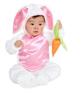 3-pc. Plush Bunny Costume - Baby 0-12 Mos.