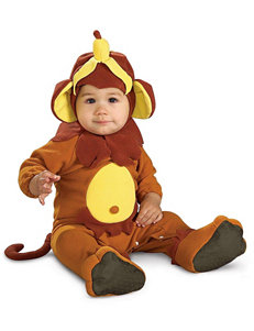 2-pc. Little Monkey Costume - Baby 0-12 Mos.