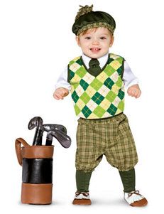 6-pc. Future Golfer Costume - Baby & Toddler