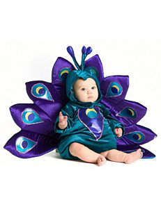 Peacock Costume - Baby 6-24 Mos.