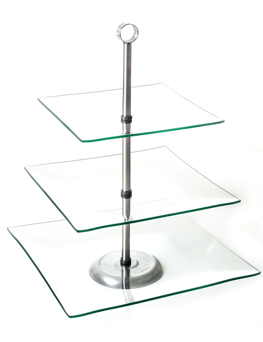 Chef Buddy Clear Serving Platters & Trays Serveware
