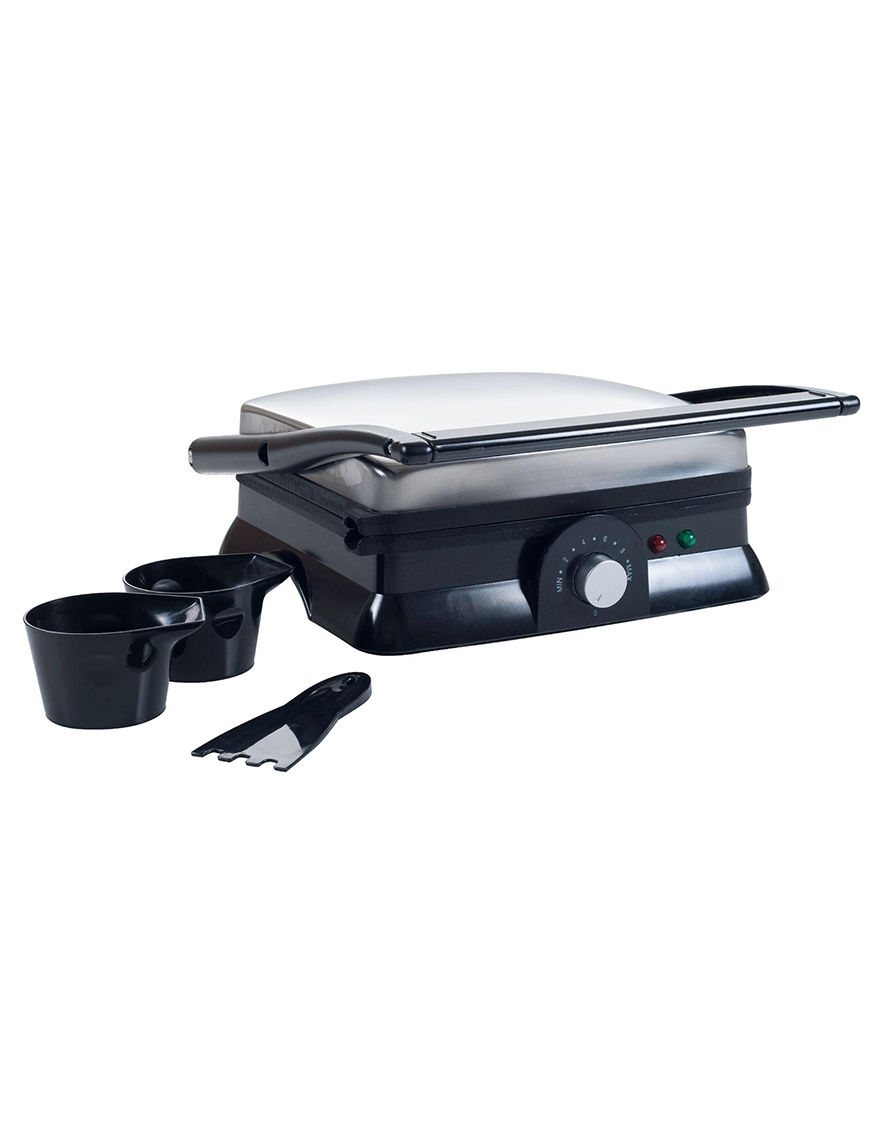 Chef Buddy Chrome Electric Grills, Griddles & Waffle Makers Kitchen Appliances