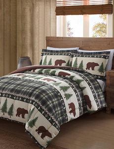 Remington Green Comforters & Comforter Sets