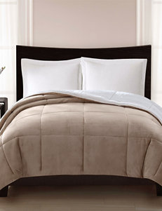 London Fog Khaki Comforters & Comforter Sets