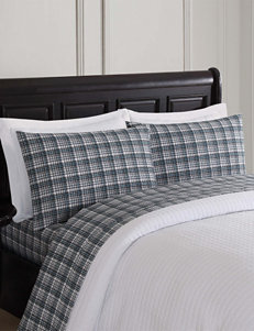London Fog Grey Sheets & Pillowcases