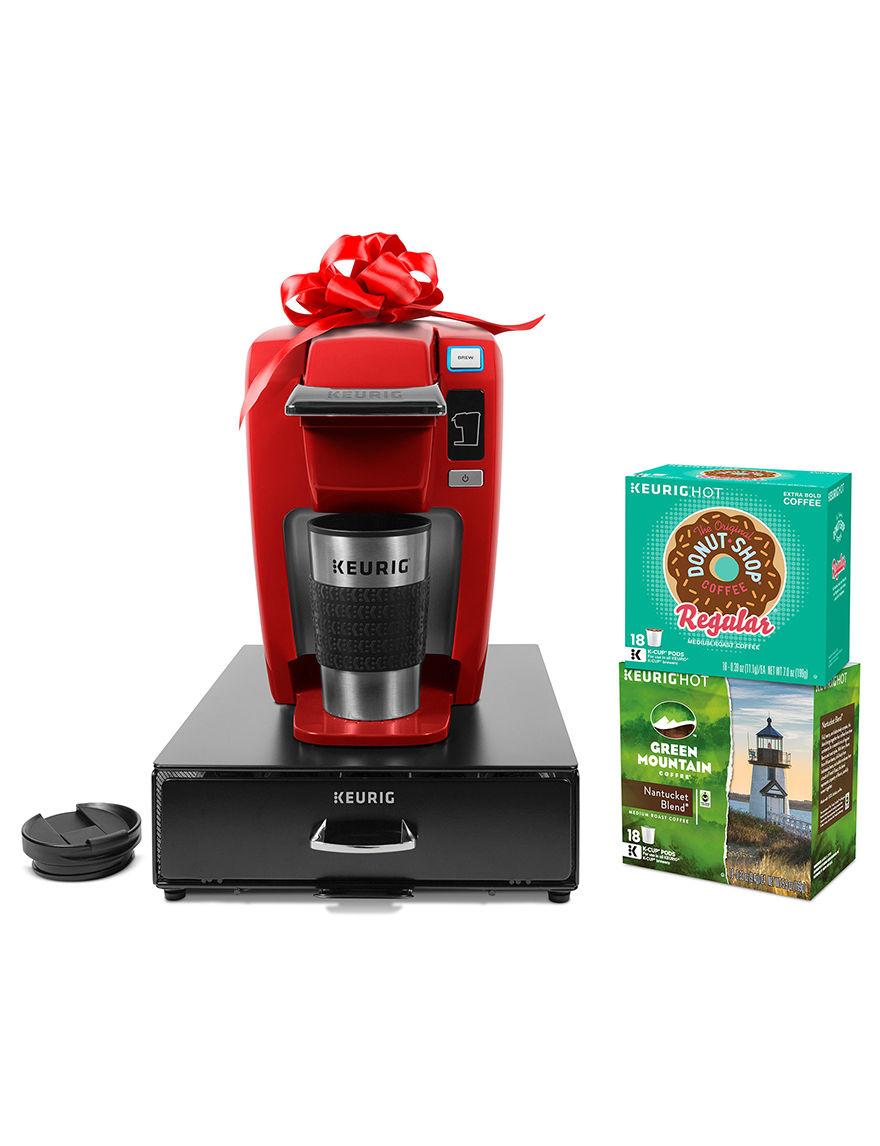 Keurig Red Coffee, Espresso & Tea Makers Kitchen Appliances