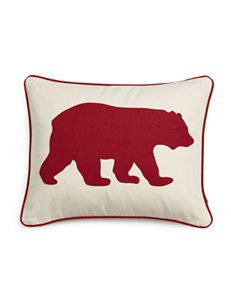 Eddie Bauer Red Decorative Pillows