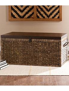 Southern Enterprises Black Dressers & Chests Living Room Furniture