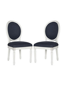 Safavieh Holloway French Brasserie Oval Side Chair