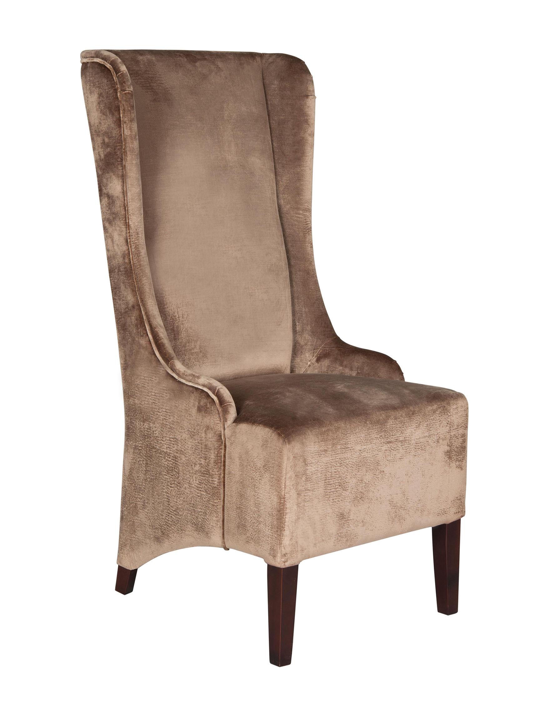 Safavieh Bark Brown/Black Dining Chairs Kitchen & Dining Furniture