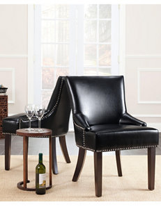 Safavieh Black Accent Chairs Living Room Furniture