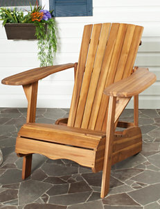 Safavieh Natural Accent Chairs Patio & Outdoor Furniture