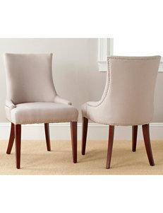Safavieh Becca Linen Dining Chair