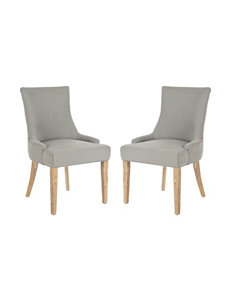 Safavieh 2-pk. Lester Dining Chairs