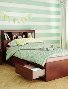 South Shore Cherry Beds & Headboards Bedroom Furniture