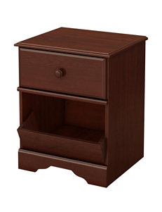 South Shore Cherry Night Stands Bedroom Furniture