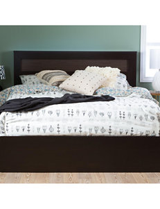 South Shore Chocolate Beds & Headboards Bedroom Furniture
