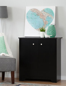 South Shore Black Cabinets & Cupboards Bedroom Furniture