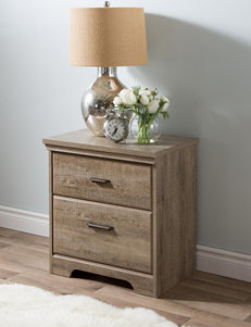 South Shore Oak Night Stands Bedroom Furniture
