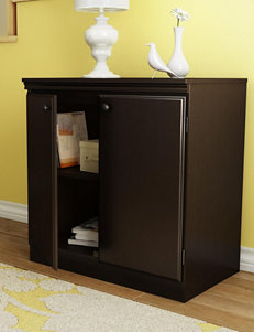 South Shore Brown Cabinets & Cupboards Living Room Furniture