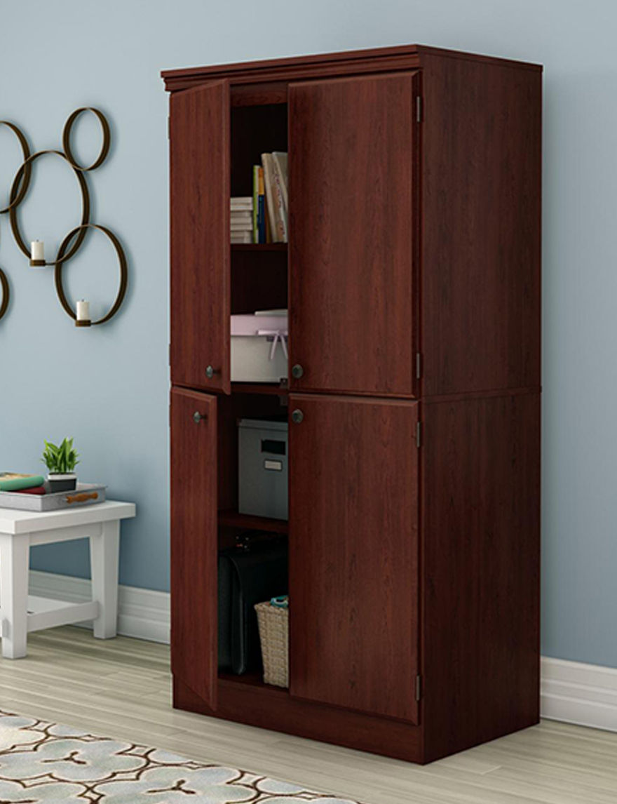 South Shore Royal Cherry Cabinets & Cupboards Living Room Furniture
