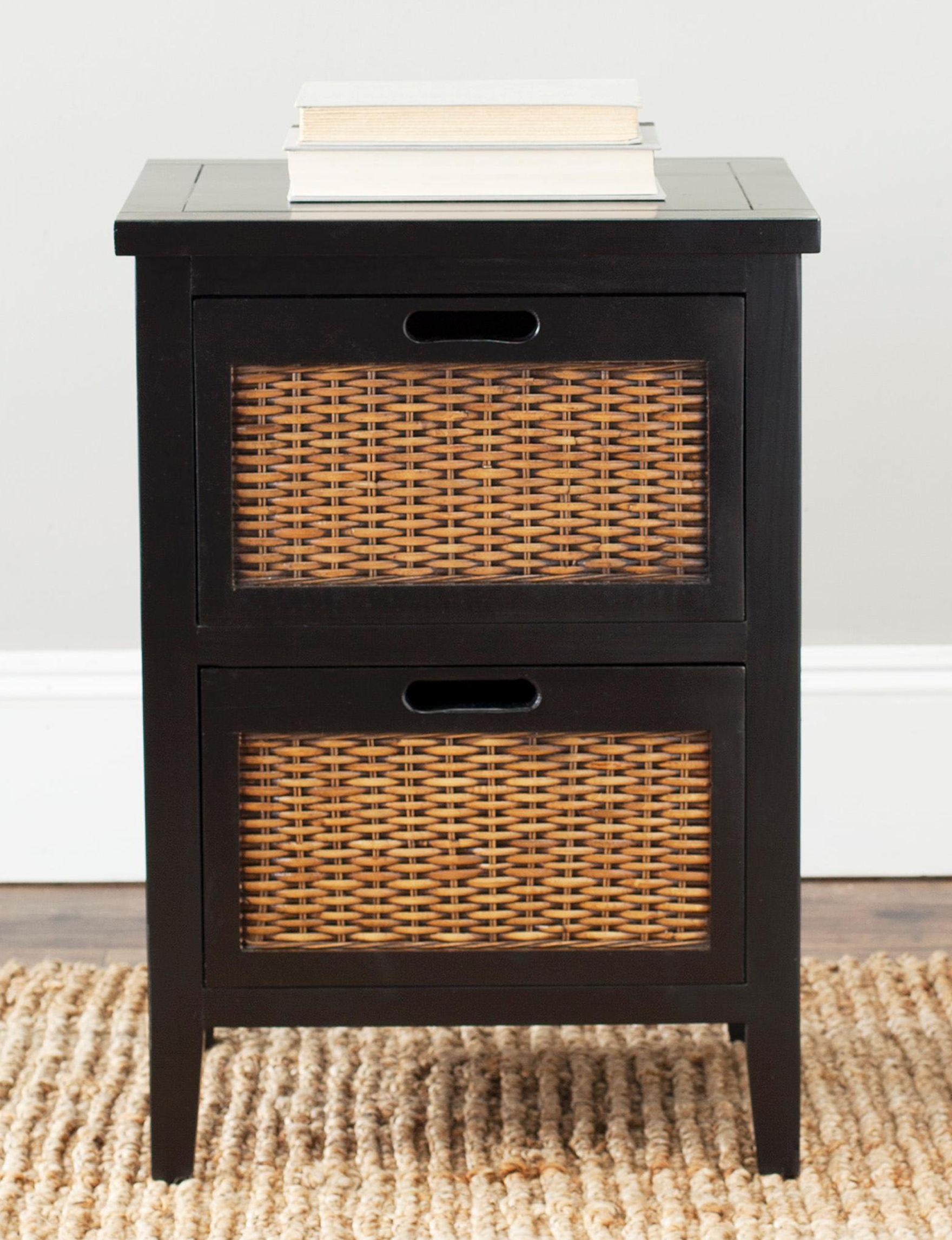 Safavieh Black Accent & End Tables Living Room Furniture