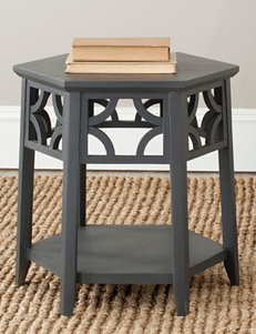 Safavieh Charcoal Accent & End Tables Living Room Furniture